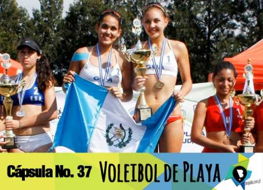 No. 37 Voleibol de Playa