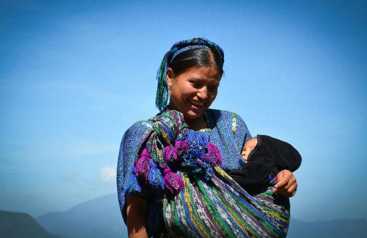 ¡Hoy Se Celebra El Día De La Mujer Indígena!