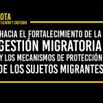 Código migratorio y su impacto en los sujetos migrantes
