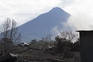 Emergencia volcán